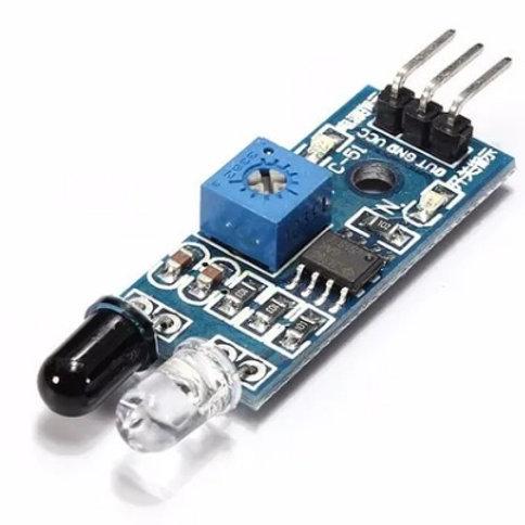 módulo sensor de obstáculos