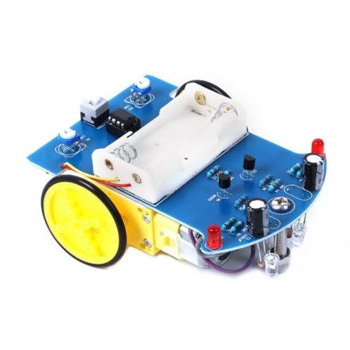 Robot seguidor de linea  Kit para armar