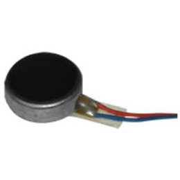 Motor vibrador botón