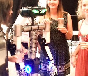 renta de robots publicitarios