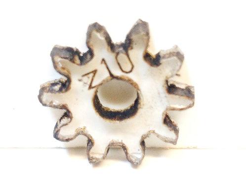Engrane de policarbonato  10 dientes serie Z