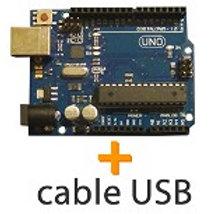 Tarjeta Arduino UNO R3 compatible