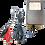 Thumbnail: Cargador de batería para 12 V  7 amp/hr