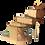 Thumbnail: Chasis robot brazo tipo SCARA (plantilla para armar)