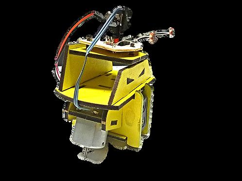Robot Edroid (seguidor de luz)