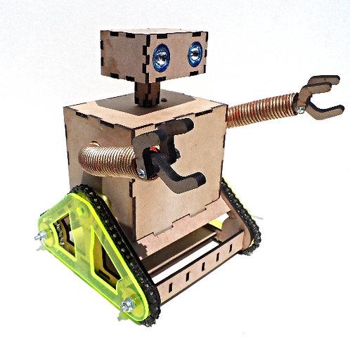 Kit  robot móvil