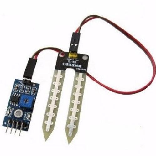 Sensor de humedad del suelo para arduino