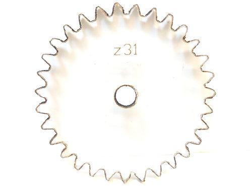 Engrane de policarbonato  31 dientes serie Z