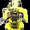 Thumbnail: Micro brazo robotico SERVIX YELLOW (KIT COMPLETO)