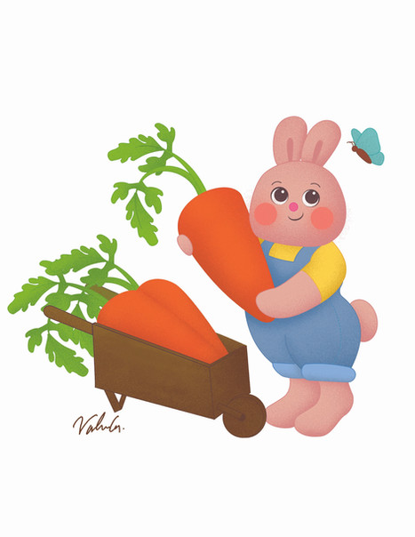 Bunny farmer