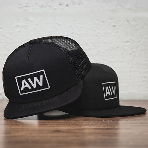 Trucker Cap - AW black