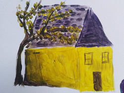 Painting by a member of staff