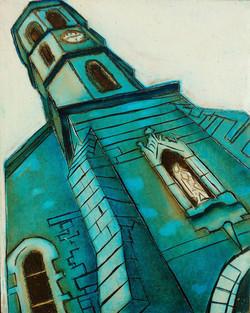 Taghmon Church