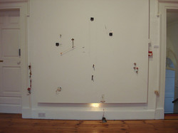 'Schema' Mechanical Mixed media installation