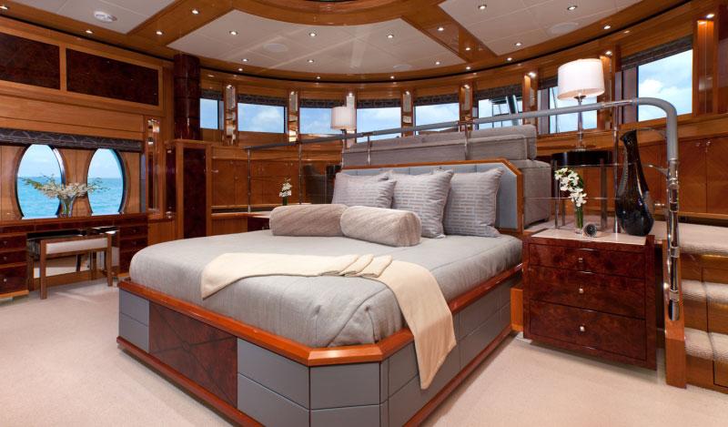 Яхтная мебель
