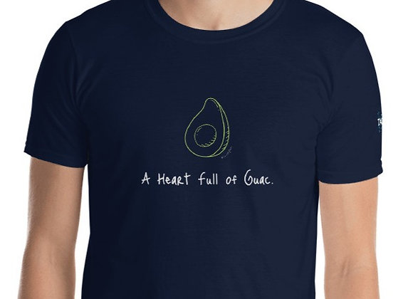 A Heart Full of Guac - Unisex T-Shirt