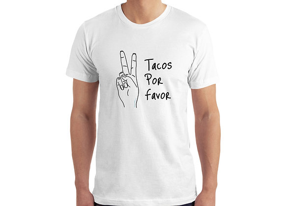 2 Tacos Porfavor - Unisex T-Shirt | Light