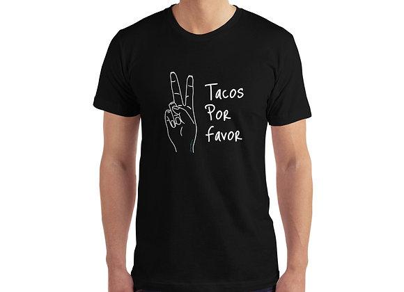 2 Tacos Porfavor - Unisex T-Shirt | Dark