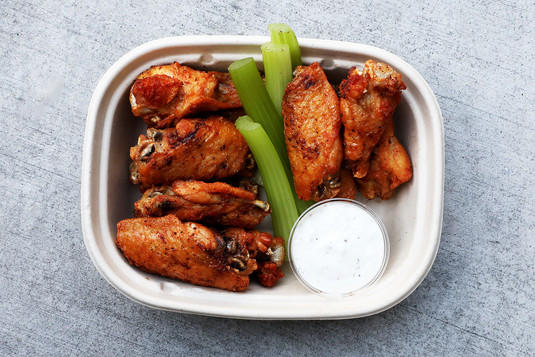Hot Nashville Wings