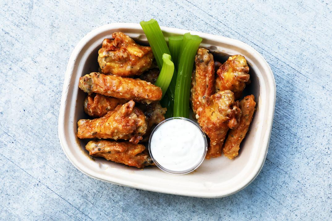 Garlic & Parm Wings