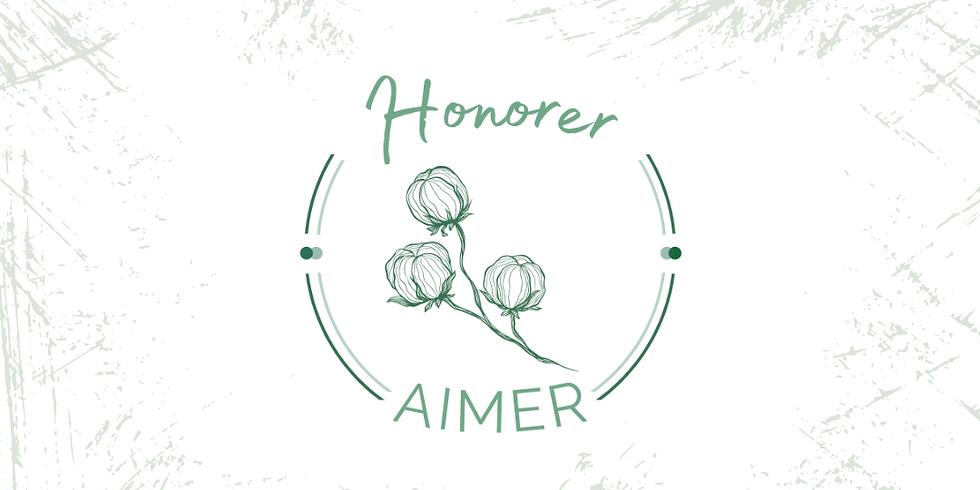 LANCEMENT-Programme Honorer Aimer