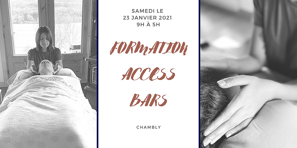 Formation Access Bars