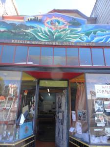 Precita Eyes Mural Arts Center