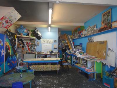 Inside a Dream Studio at Precita Eyes