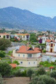 Girne'de günlük kiralik villa