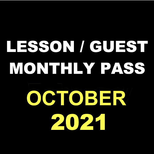 copy of September Lesson /Guest Monthly Pass