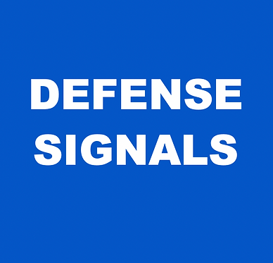 Defense Signaling (Apr-Mon 5:00pm)
