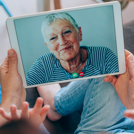 The Holidays and Video Call Fatigue - Finding the Happy Medium