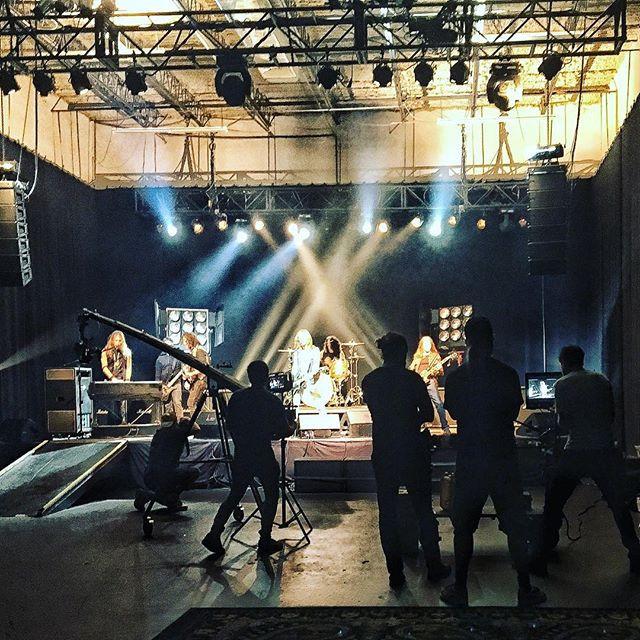 Rex Brown Music Video Shoot