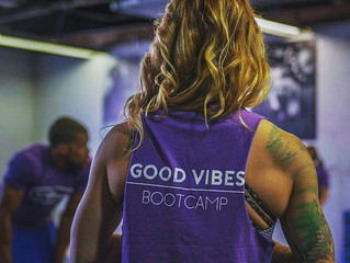 Christmas Abbott -Good Vibes Boot Camp