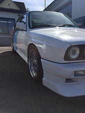 BMW M3 E30 CLUBSPORT