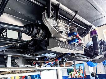 BMW E30 Hinterachse E1 Tourenwagen