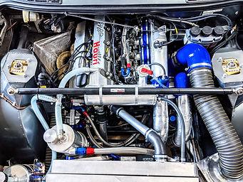 BMW E30 Motor E1 Tourenwagen