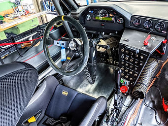 BMW E30 Cockpit E1 Tourenwagen
