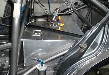 Tankanlage E30 nach FIA E1 Tourenwagen