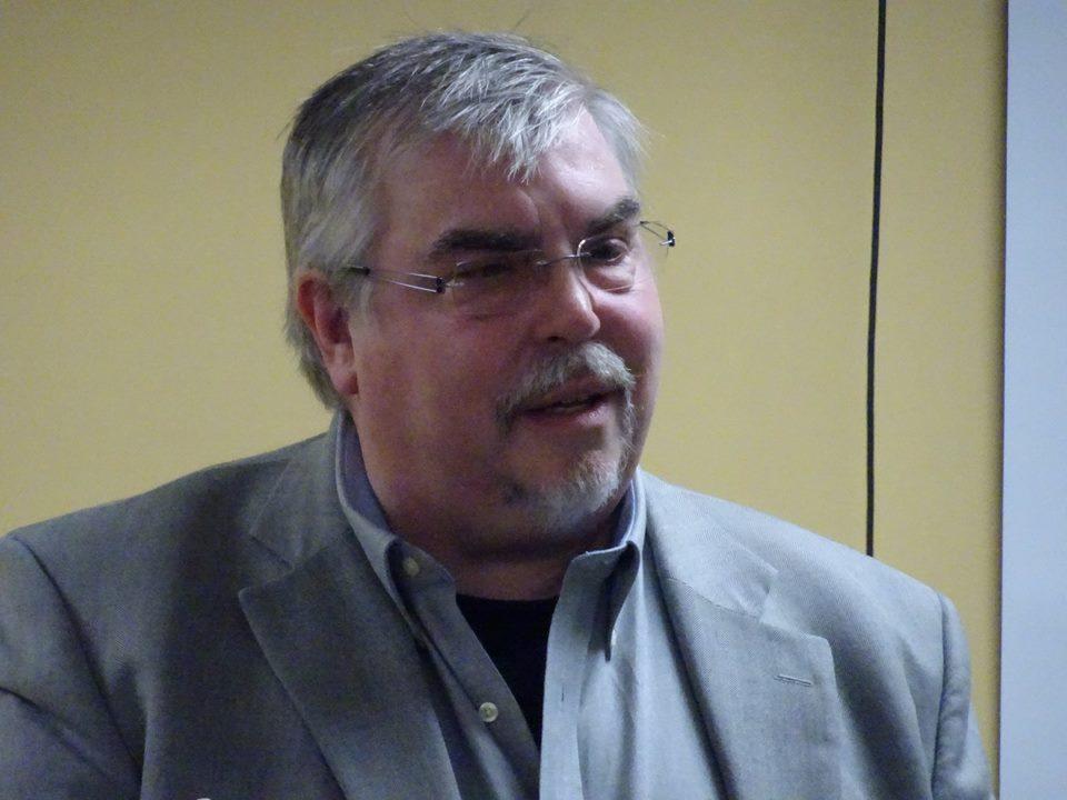 David Harris, MTS, MS