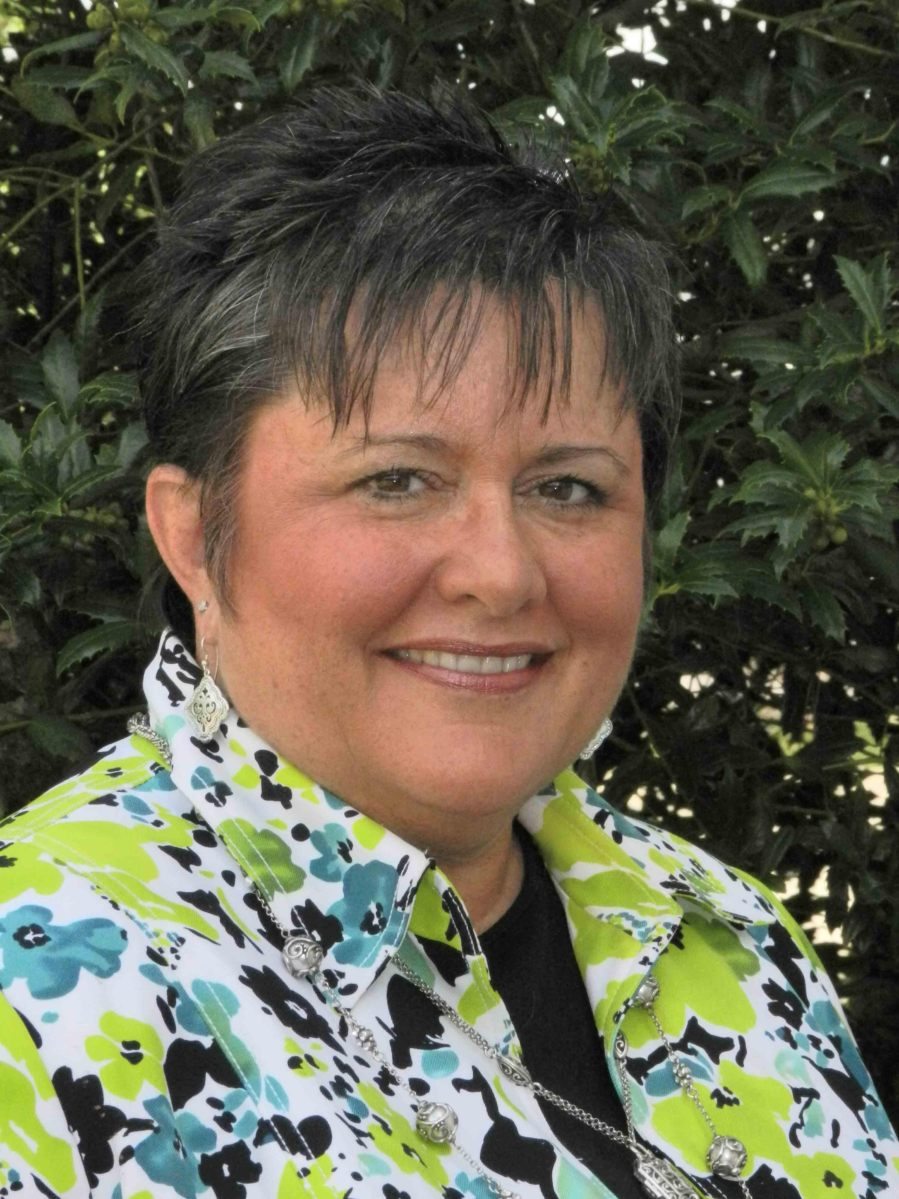 Priscilla Conrad, MDiv, MS