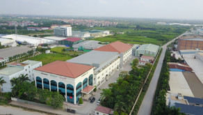 EVERPIA INAUGURATED THE FACTORY IN HUNG YEN