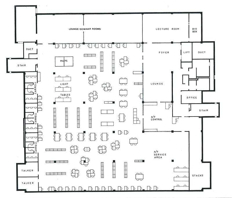 Store layout 2D 1