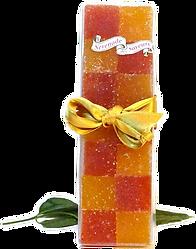 Assortiment Pâtes de fruits Sérénade des Saveurs boîte 140g
