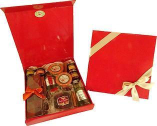 Grand coffret cadeaux assortiment de produits Sérénade des Saveurs