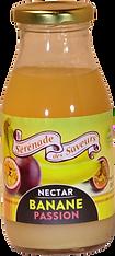 Nectare banane-passion 25cl Sérénade des Saveurs