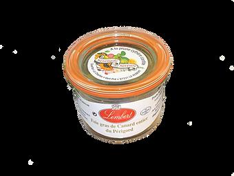 Foie gras au fruits confits Sérénade des Saveurs