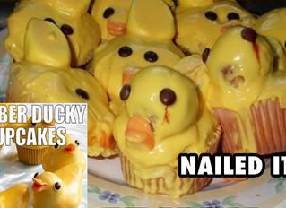 Recipes: Nailed It!
