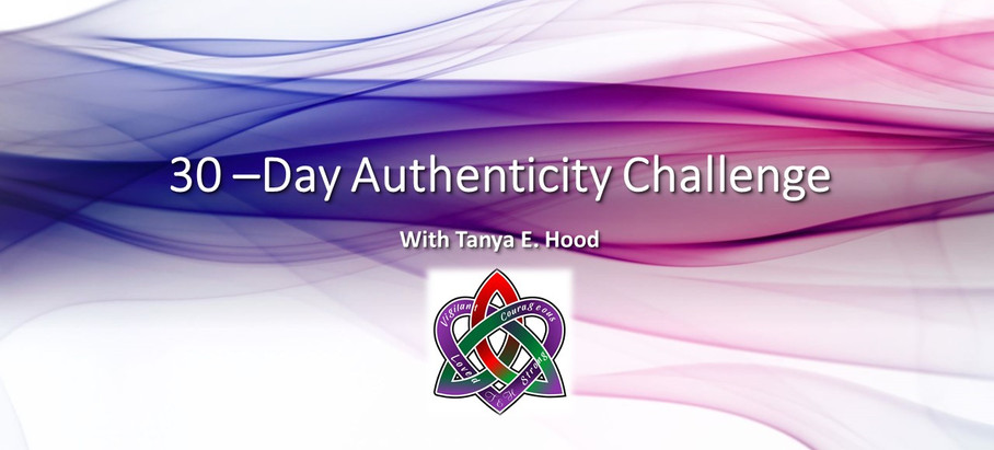 30-Day Authentic Challenge