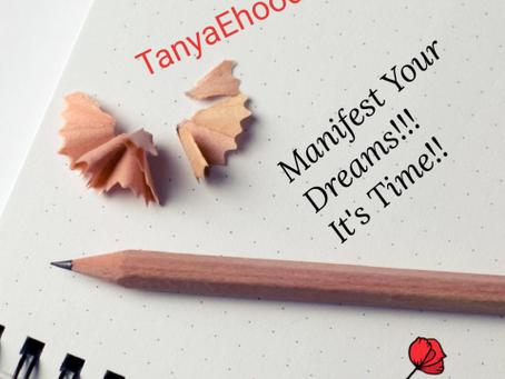 Manifest your Dreams!!